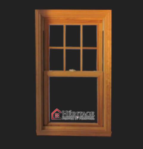 Fenêtres à Guillotine